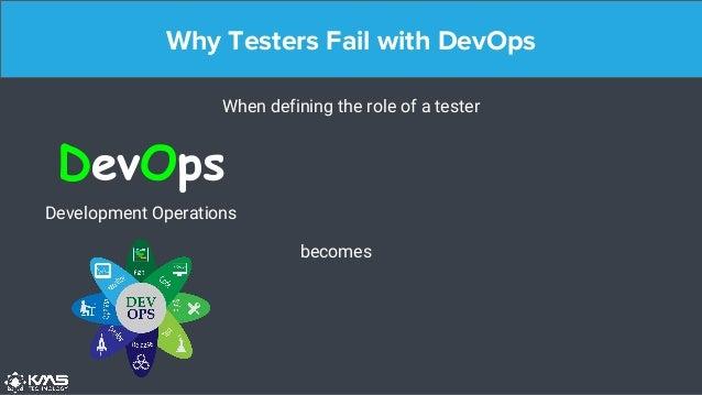 [Webinar] Test First, Fail Fast - Simplifying the Tester's Transition to DevOps Slide 3