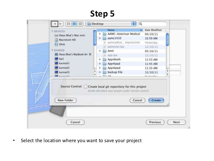 How To Create  ipa files for TestFlight