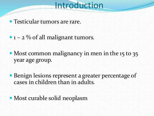 Testicular tumor final Slide 2