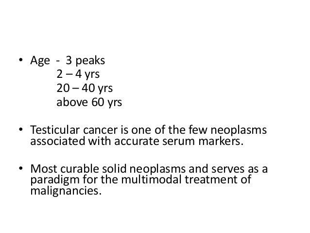 Testicular tumours Slide 3