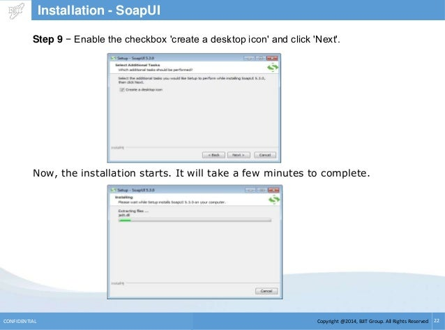 Install Soapui