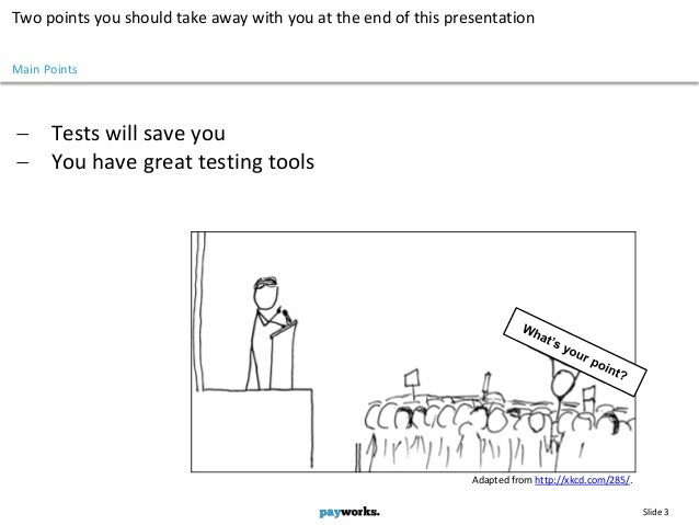 Testing AngularJS Applications at payworks Slide 3