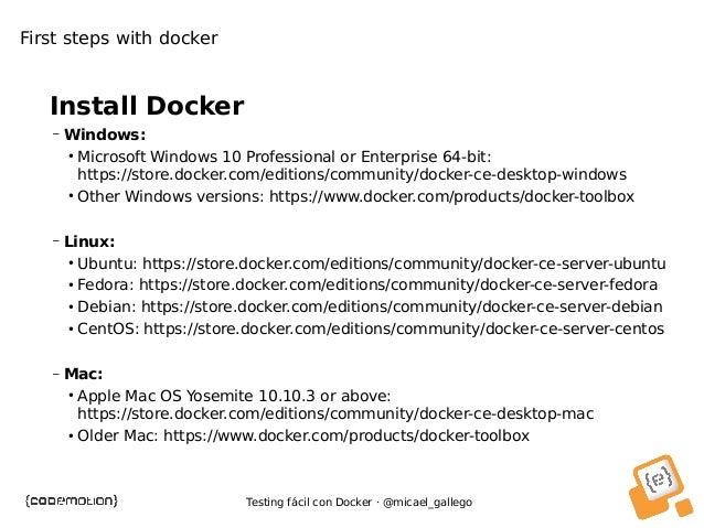 Testing fácil con Docker: Gestiona dependencias y unifica entornos