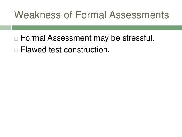Language Assessment Types