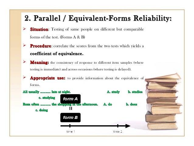 Testing in language programs (chapter 8)