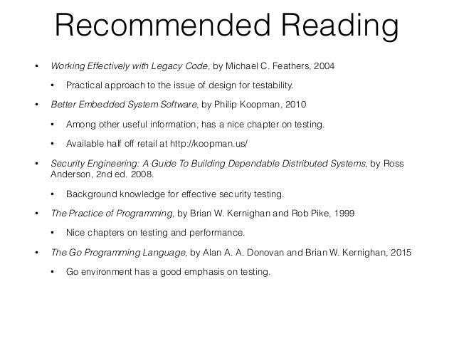Better Embedded System Software PDF