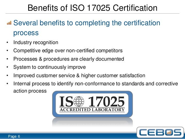 Testing Laboratory Practices And Iso 17025