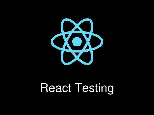 React Testing