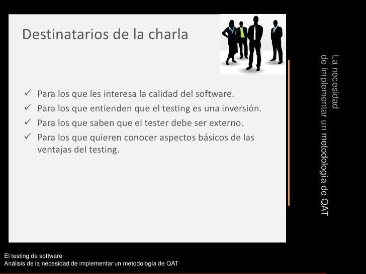 Testing Software Slide 2