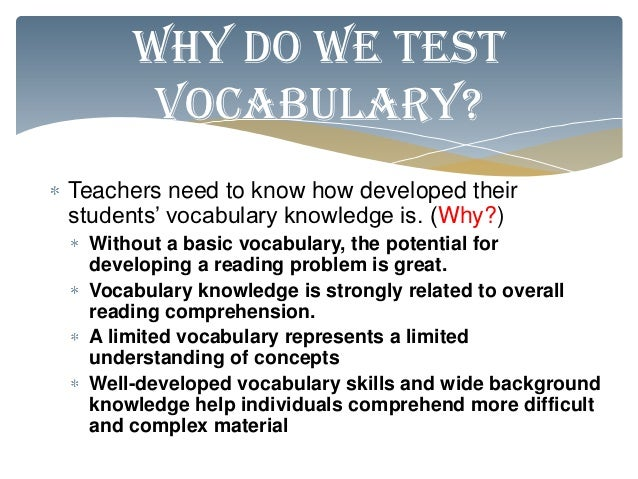 """a description of diagnostic testing in nicks academic skill level The most versatile system of diagnostic tests and instructional  drc