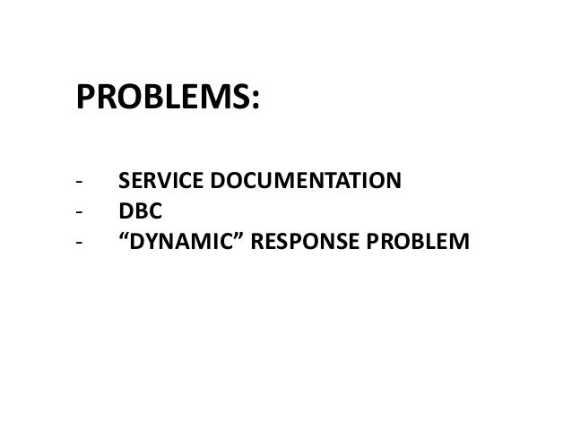 Testing web services