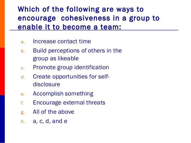 Leaders Build Self Sufficient Teams