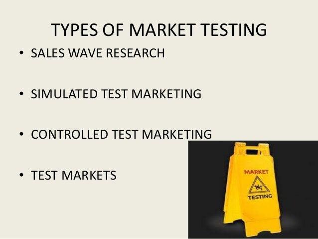 TEST MARKETING APPROACHES EBOOK