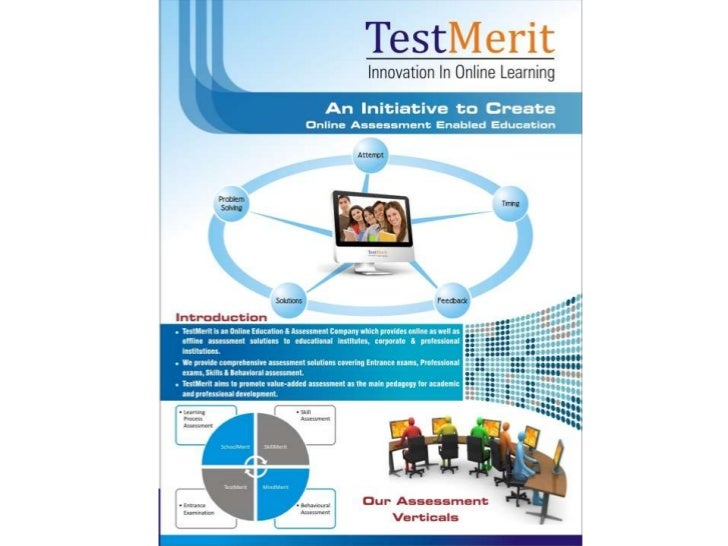Test Merit Brochure