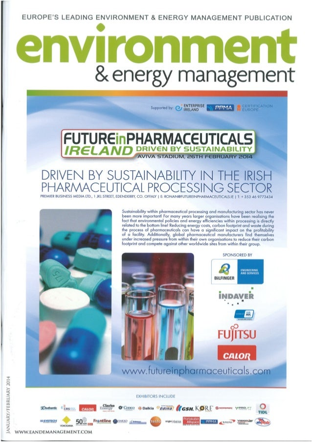 Testo - Environment and Energy Management - Feb 2014