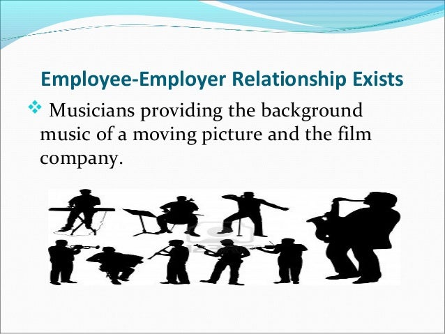 tripartite relationship that exists in the workplace