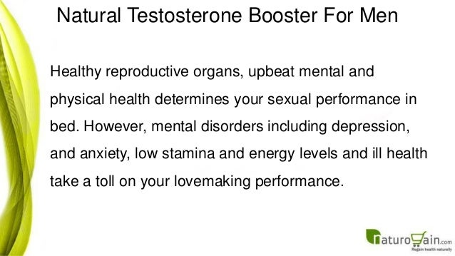 Improve How Naturally To Sexual Performance