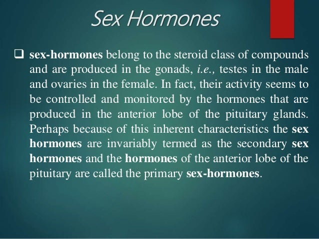 hormones and secondary sex characteristics of males in Sterling Heights