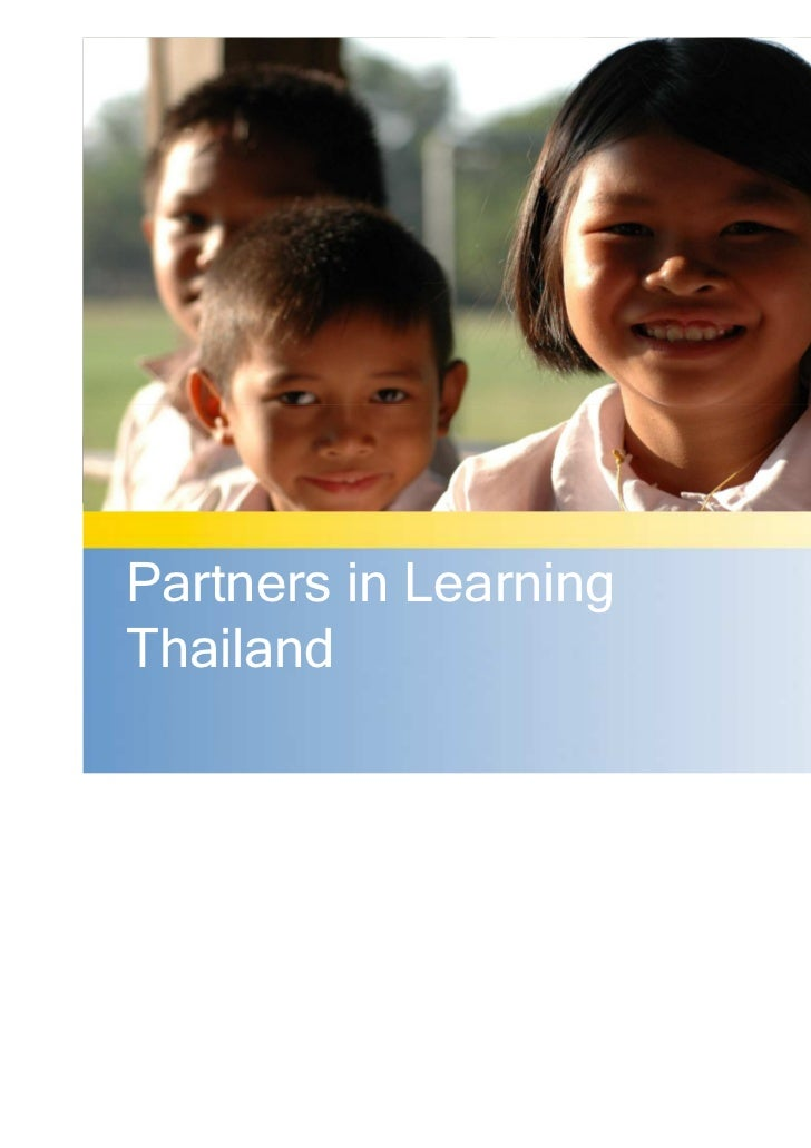 Partners in LearningThailand