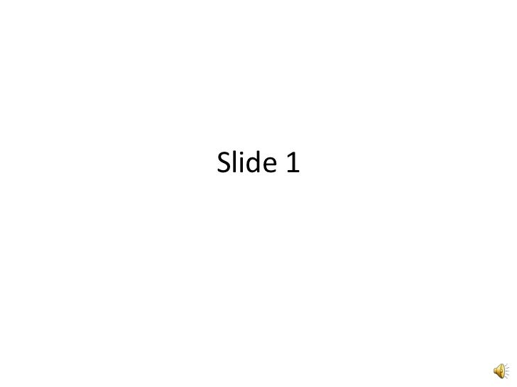 Slide 1<br />