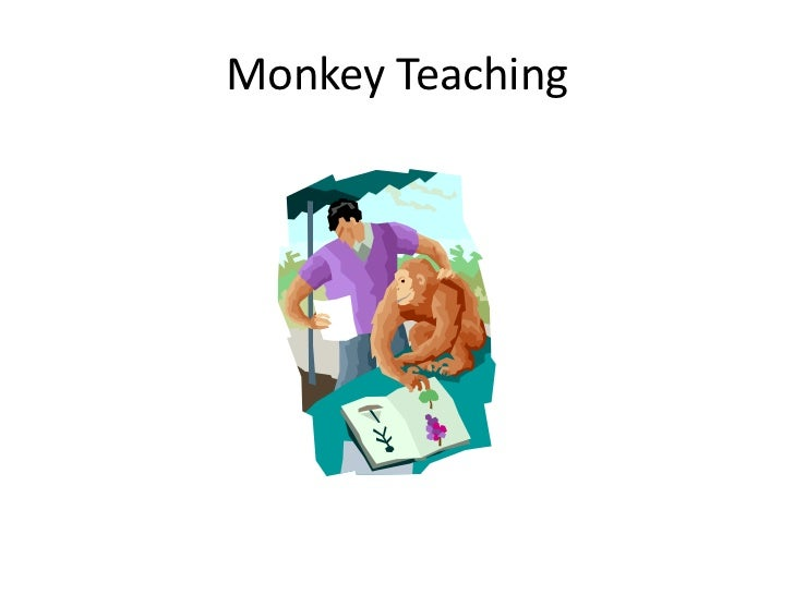Monkey Teaching<br />