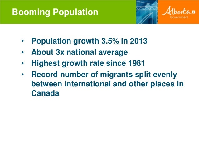 Premise Indicator Words: 2013-14 Government Of Alberta Annual Report