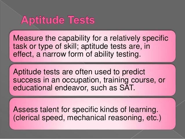 Tests; intelligence,creativity,achievement and aptitude tests