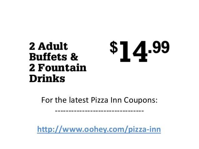 pizza inn coupons code march 2013 april 2013 may 2013 rh slideshare net pizza inn buffet coupons valpak pizza inn buffet coupons valpak
