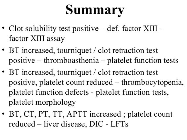 clot solubility essay Denaturation of protein generally changes its solubility soluble protein  citrate  plasma is subjected to the action of cacl2 a clot forms soluble fibrinogen.