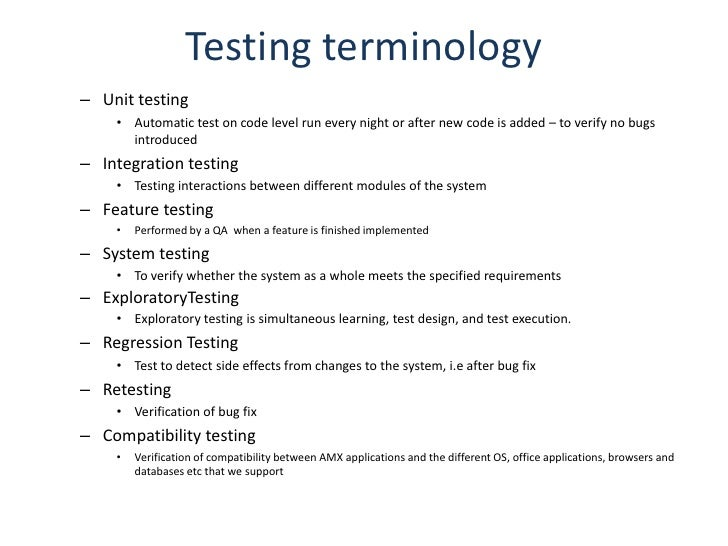 agile testing strategy