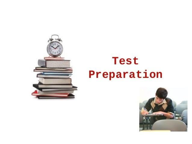 TestPreparation