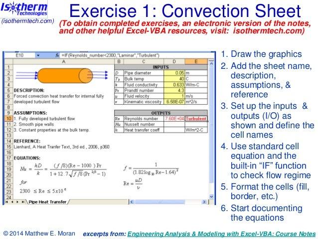 excel 2013 exercises