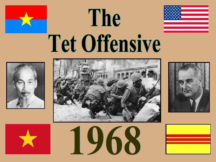 The Tet Offensive 1968