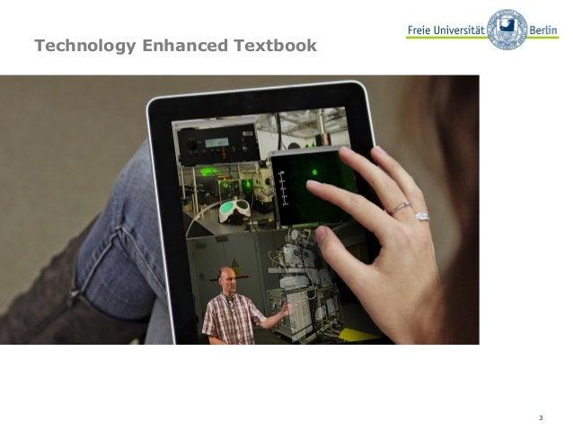Aktive Portfolioarbeit mit dem Technology Enhanced Textbook Slide 3
