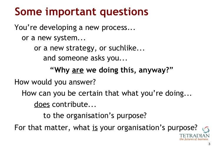 Vision, Role, Mission, Goal: a framework for business motivation Slide 3