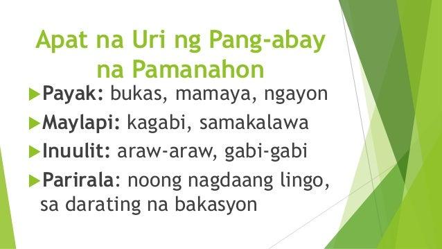 ano ang panuring Mga panuring pang-uri (adjective) naglalarawan naglalarawan  pangngalan panghalip nakatira sa isang maliit na barung-barong si aling  marta.