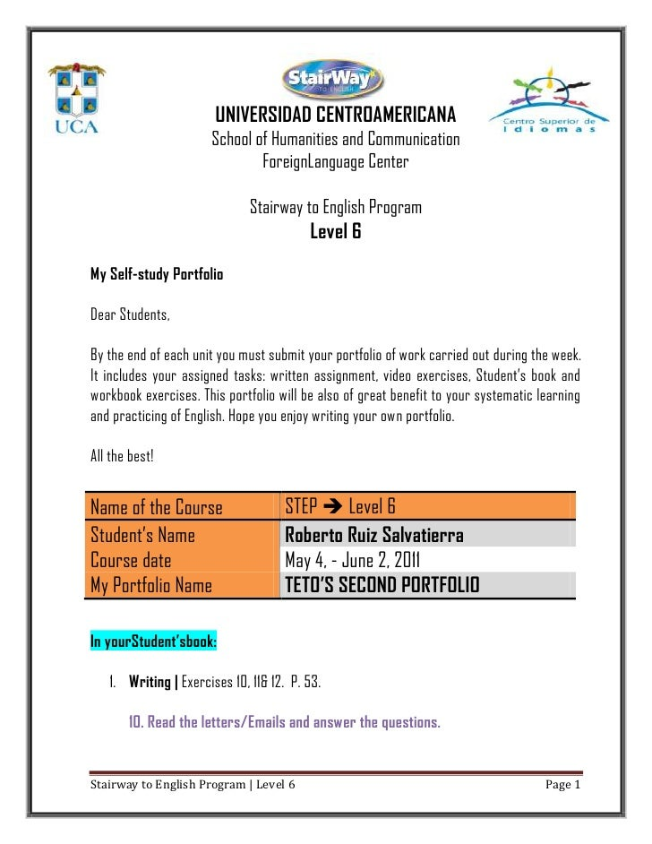 UNIVERSIDAD CENTROAMERICANA                      School of Humanities and Communication                              Forei...