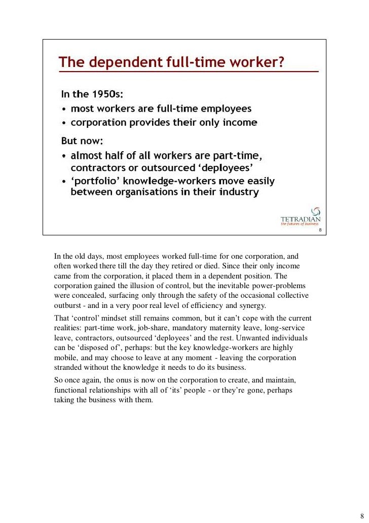 the power of productivity Fair shares: shifting the balance of power in the workplace to boost productivity and pay a new report presents the argument for rolling out models of 'shared capitalism' that give all workers a claim on the collectively created successes of their workplace.