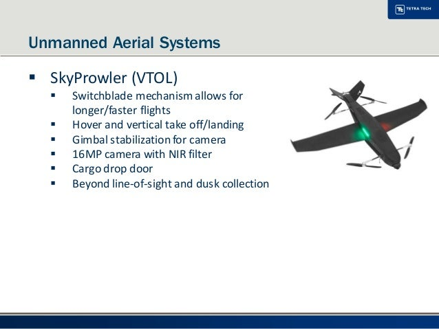 unmanned aerial system