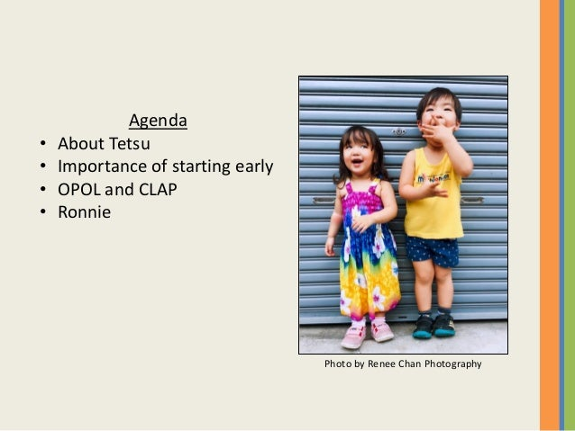 NAPS 2016 Tetsu Yung - Raising Multilingual Children Slide 2