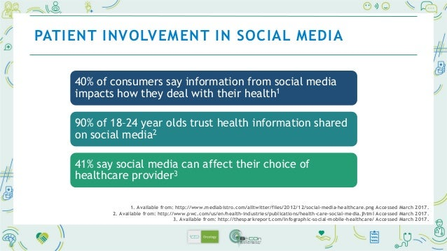 •Your patients are online •You are online as well (even if you aren't) Two very simple reasons: WHY SHOULD YOU CARE ABOUT ...