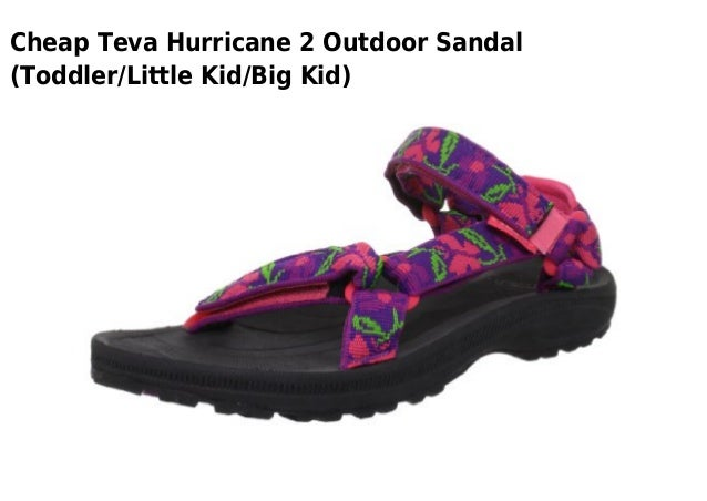 Cheap Teva Hurricane 2 Outdoor Sandal(Toddler/Little Kid/Big Kid)