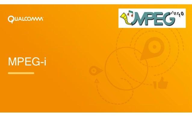 MPEG-i