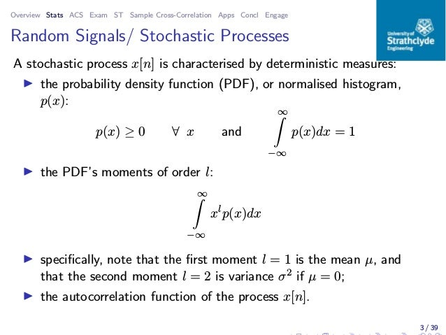 Estimating Space-Time Covariance from Finite Sample Sets Slide 3