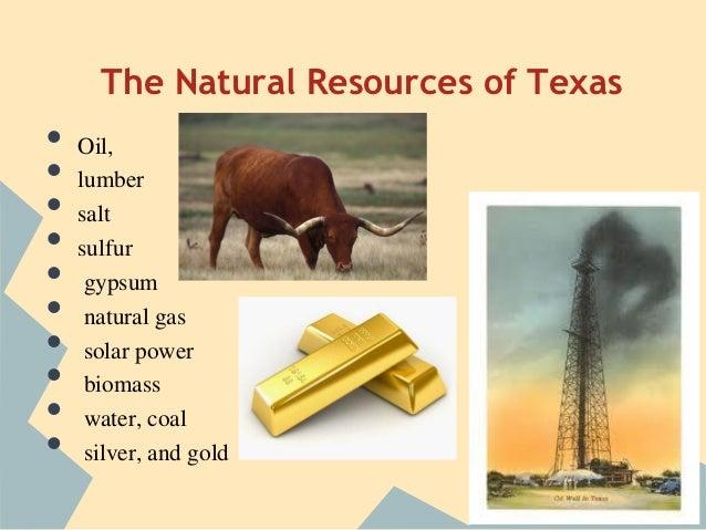 Natural Resources In Arkansas