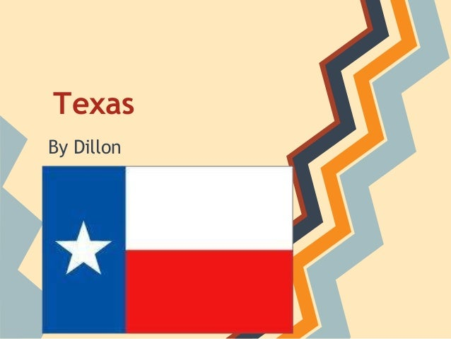 TexasBy Dillon