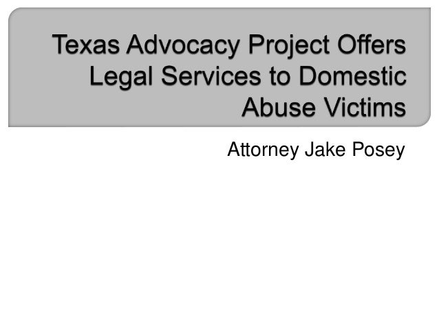 Attorney Jake Posey