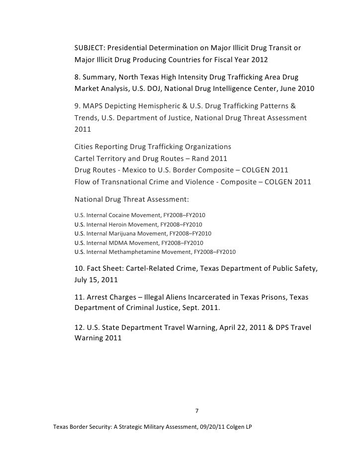 texas border security a strategic military assessment  10