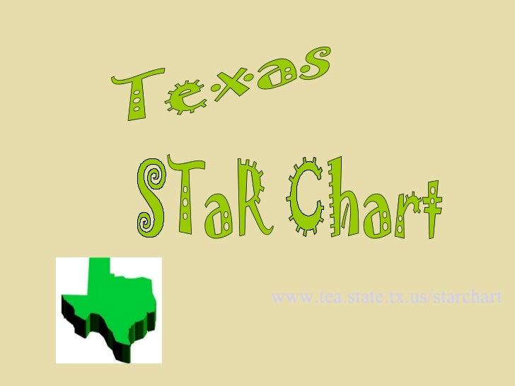 www.tea.state.tx.us/starchart Texas  STaR Chart