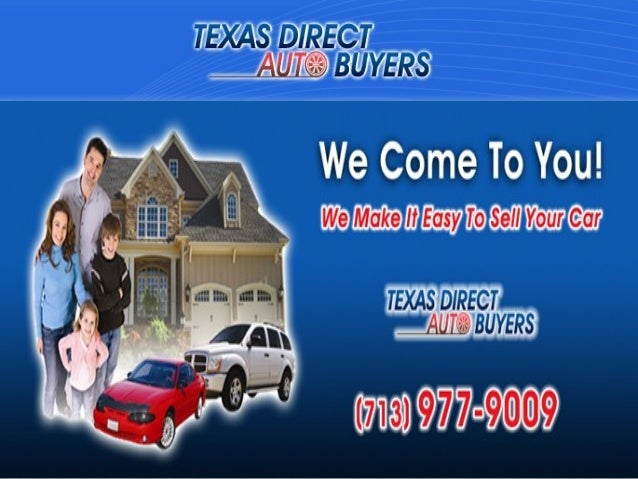 Cash Cars for Sale in Houston TX  Texas Direct Auto Buyers